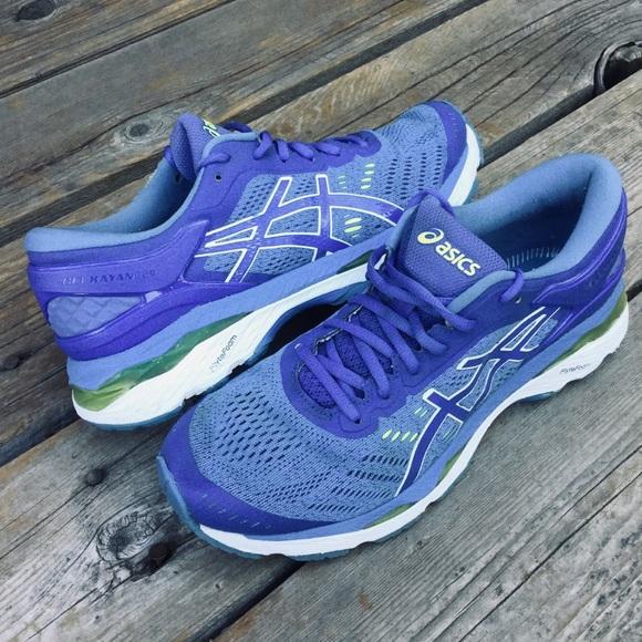 gel kayano running shoes